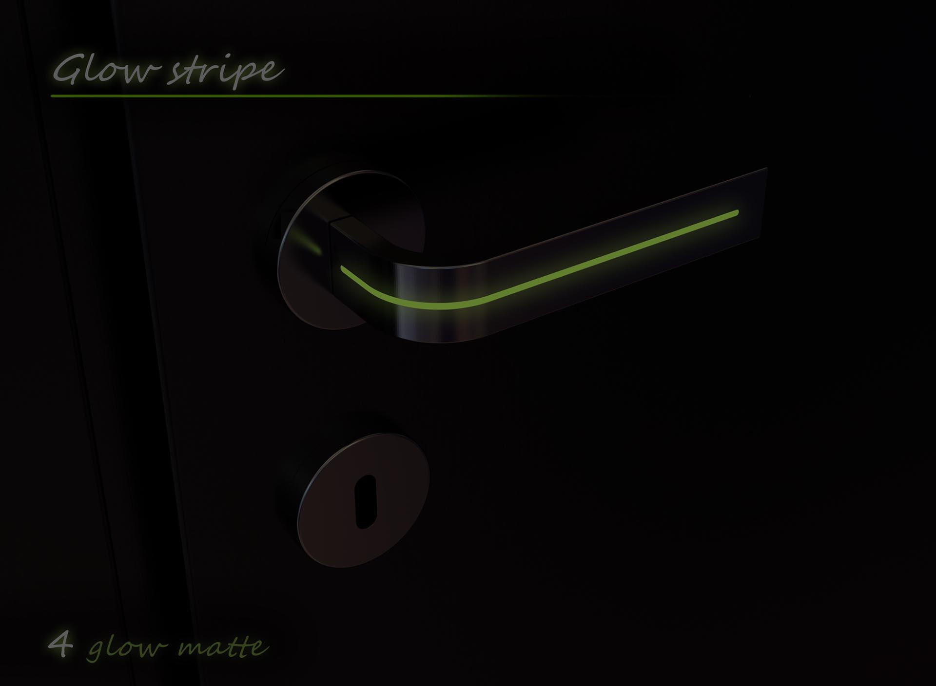 Glow Stripe Door Handle 09