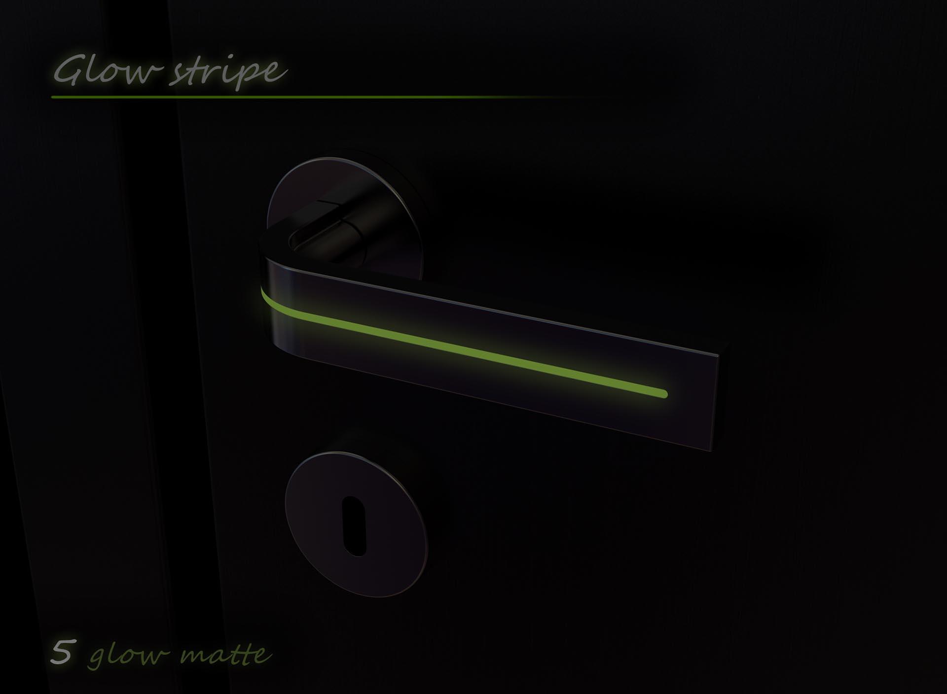 Glow Stripe Door Handle 10