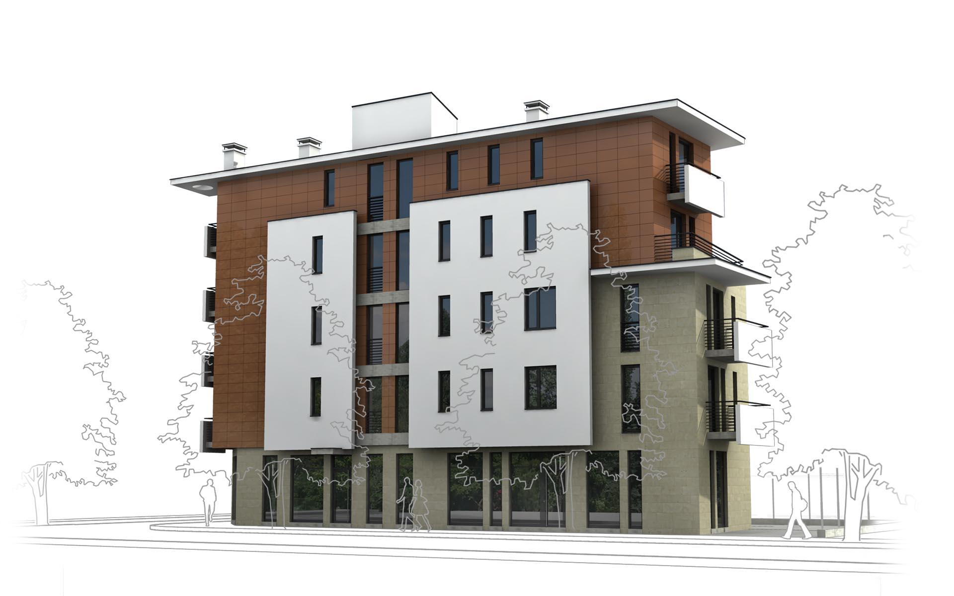 Skopie Apartment House 02