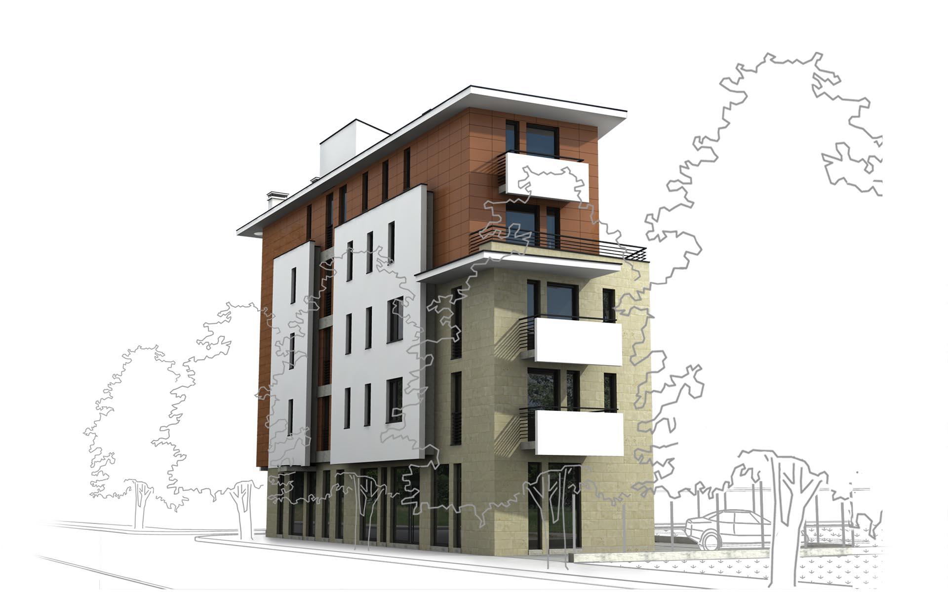 Skopie Apartment House 03