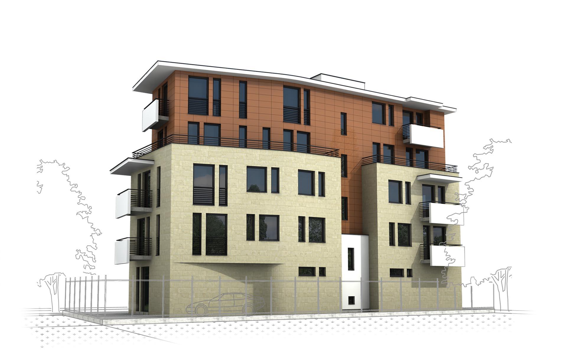 Skopie Apartment House 04