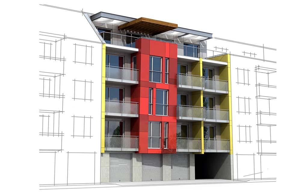 0 Markovich Apartment House