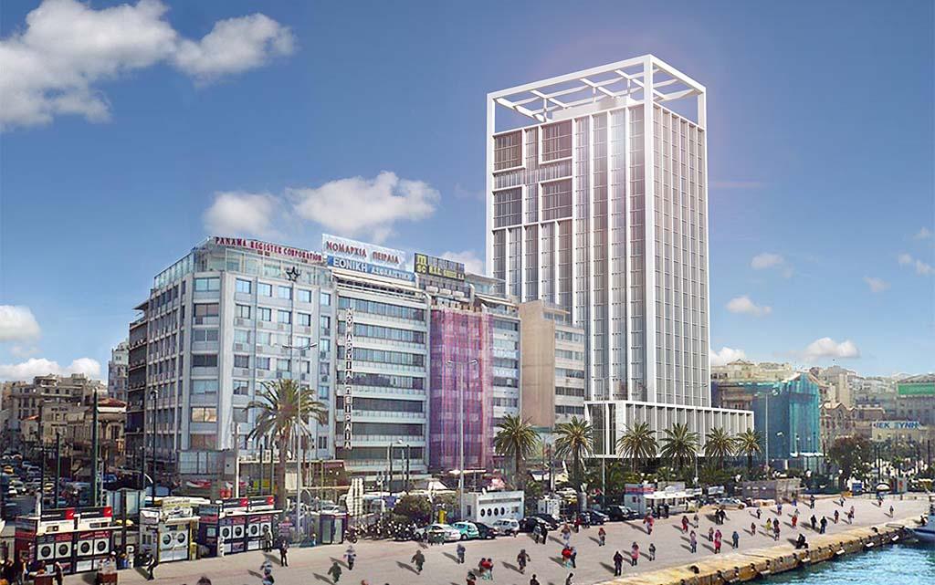 0 Pireaus Tower 2010