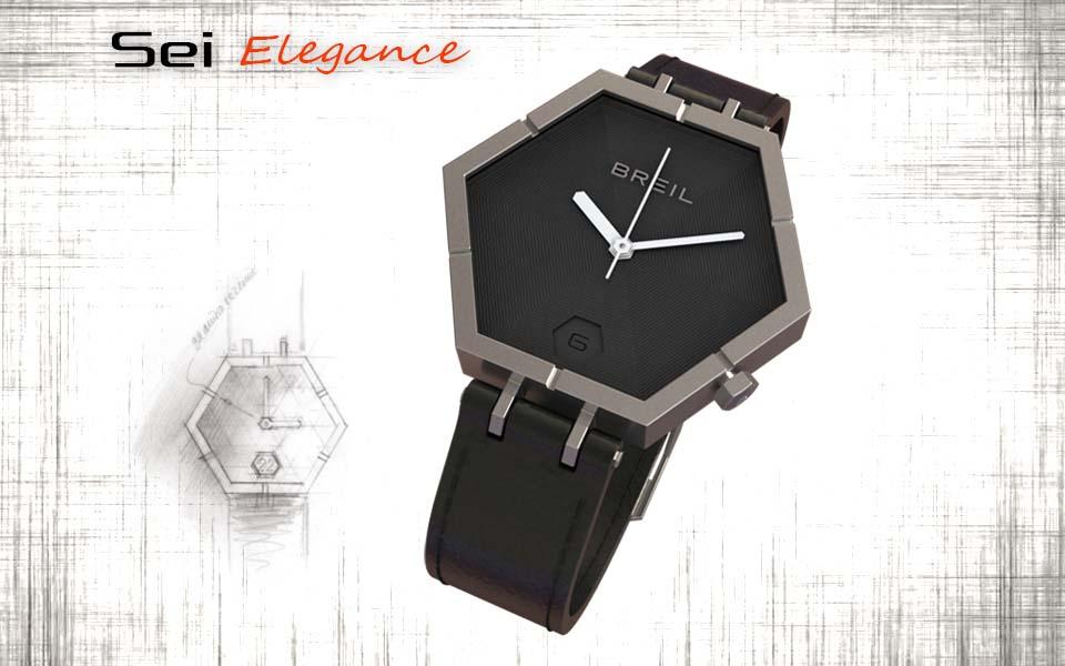 0 Wristwatch Sei Elegance