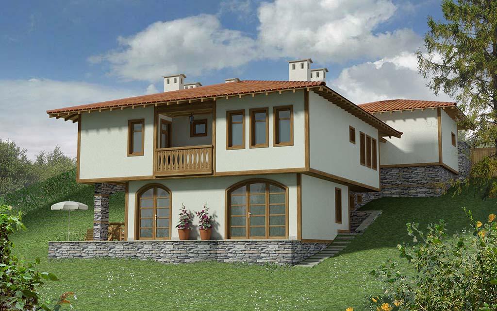 0 Yovchevi House