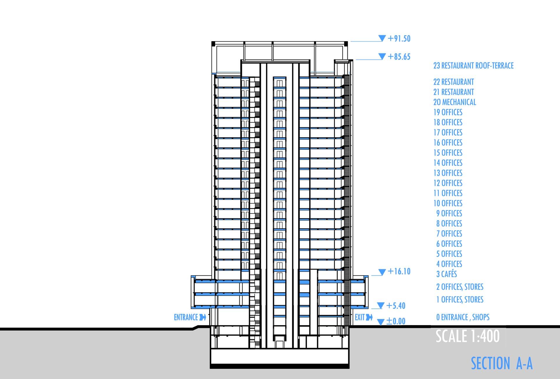 Pireaus Tower 2010 09