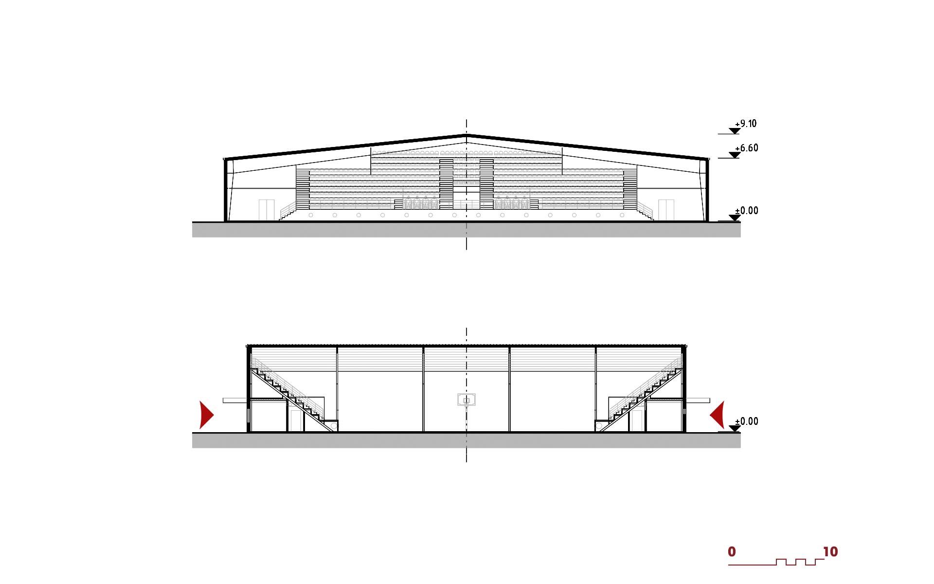 Sports Hall 06
