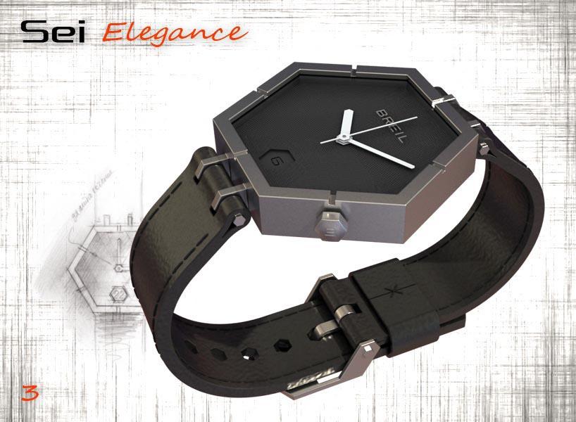 Watch Sei Elegance 3