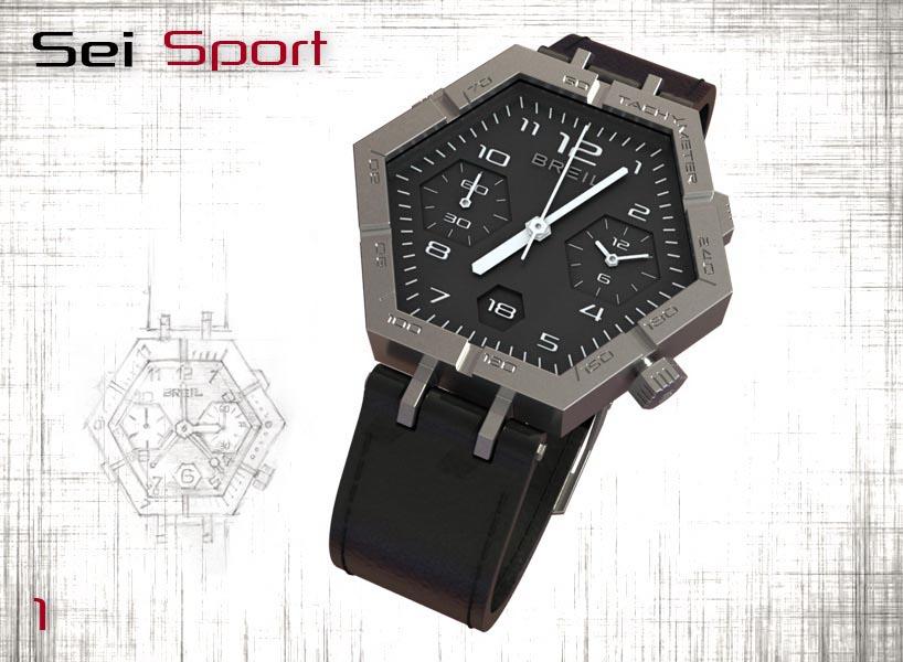 Watch Sei Sport 1