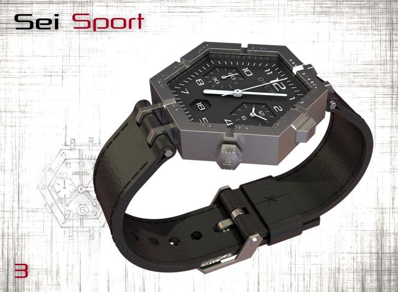 Watch Sei Sport 3