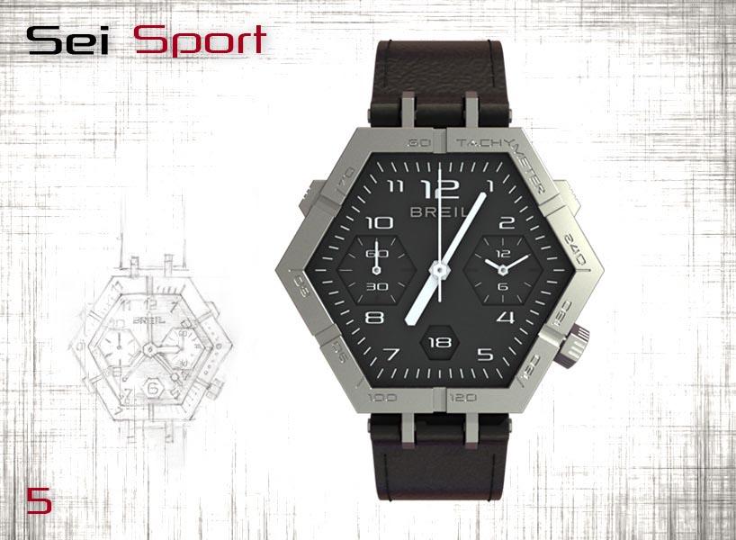 Watch Sei Sport 5