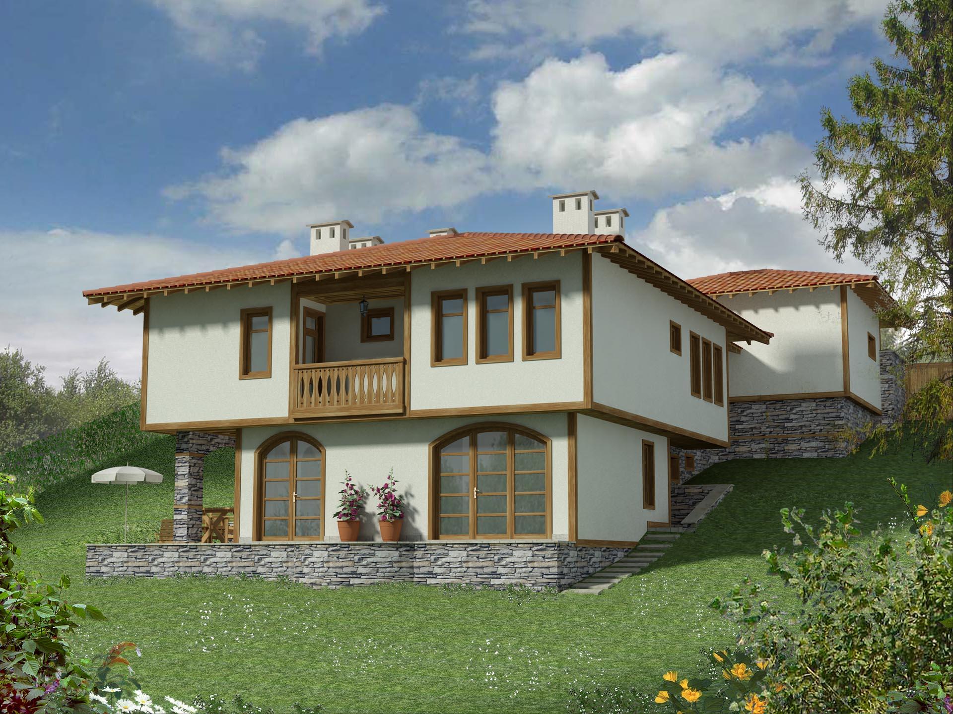 Yovchevi House 01