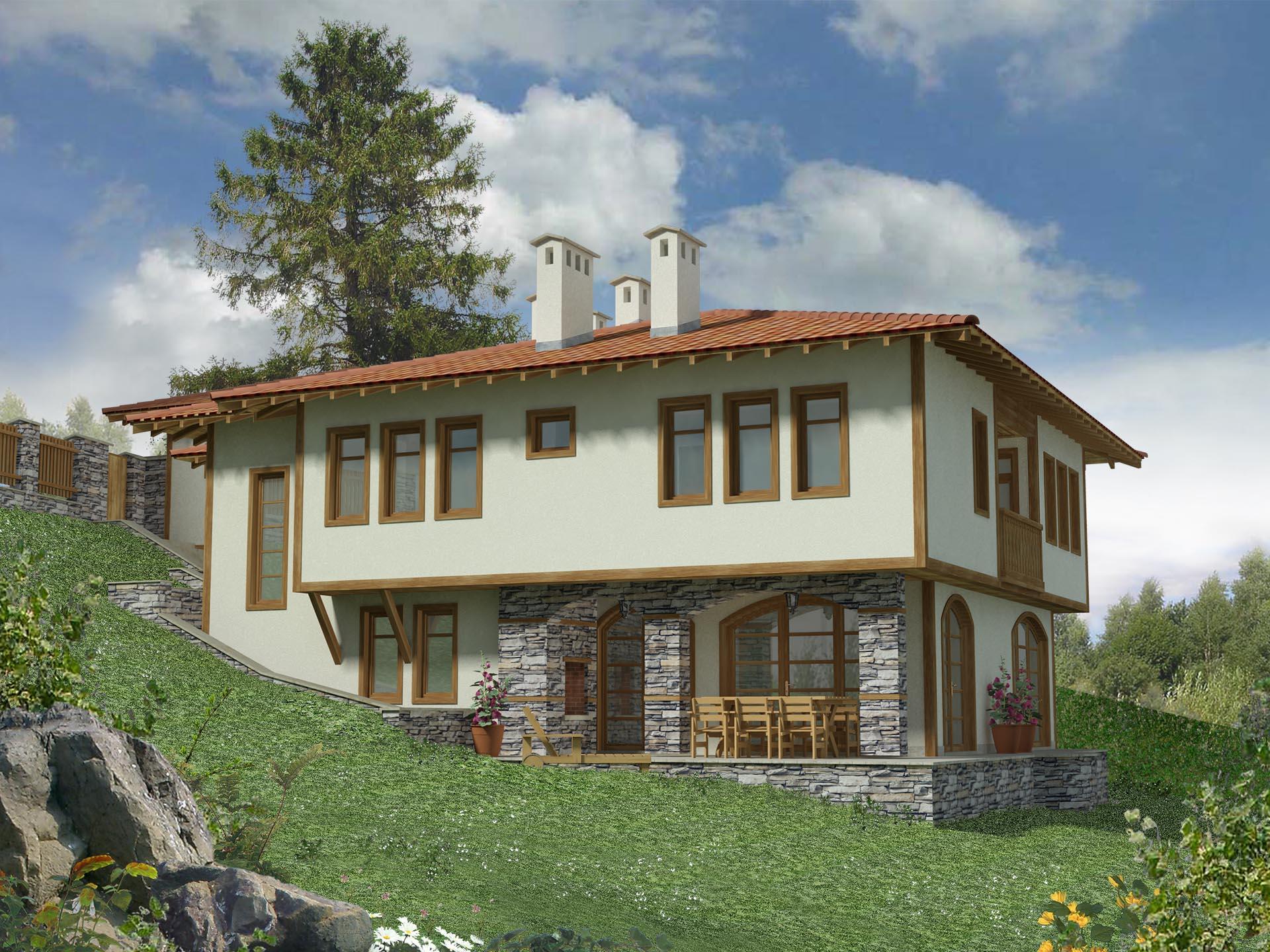 Yovchevi House 02