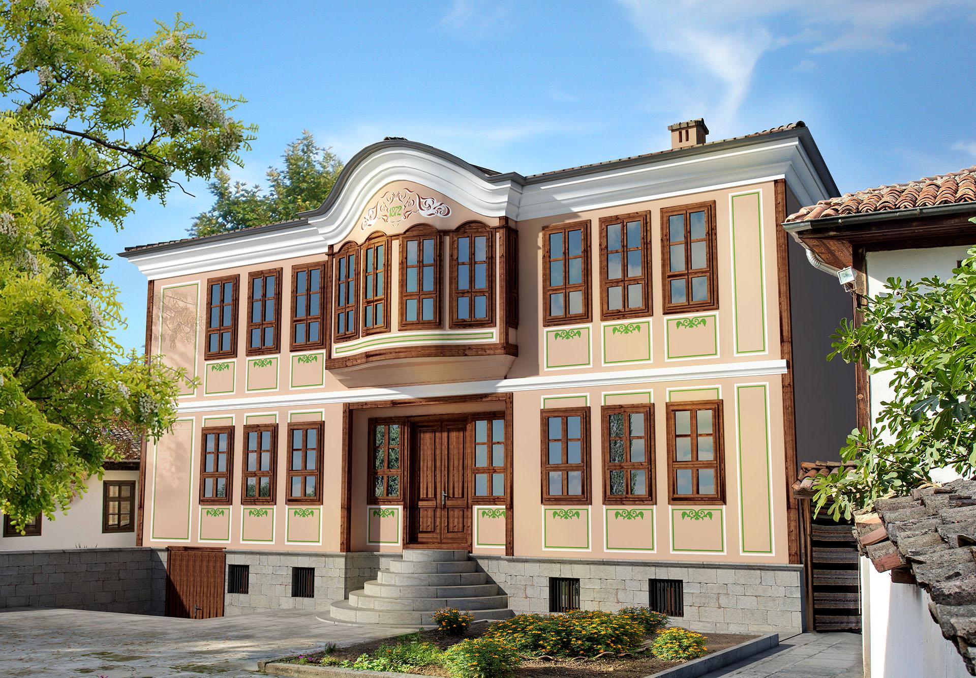 Srebrov House 01